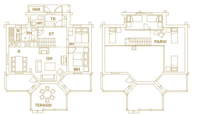 Архитектура и построения